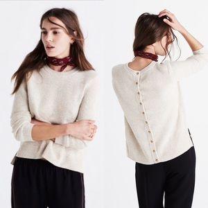 Madewell | Backroad Sweater sz xs